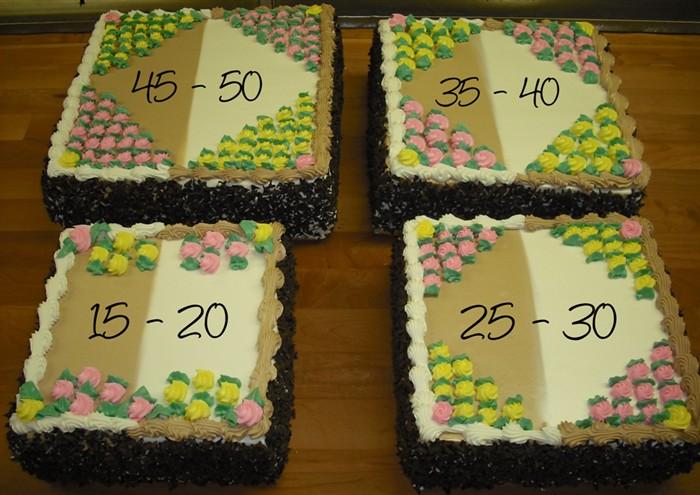 slab cakes winnipeg | Jeanne's Bakery