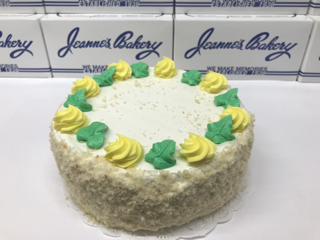 jeanne's bakery lemon merangue