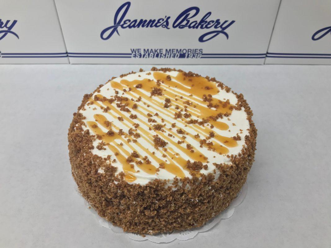 Jeanne's Bakery - Apple Crumble