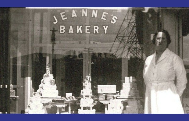 Winnipeg bakeries - Jeanne's Bakery