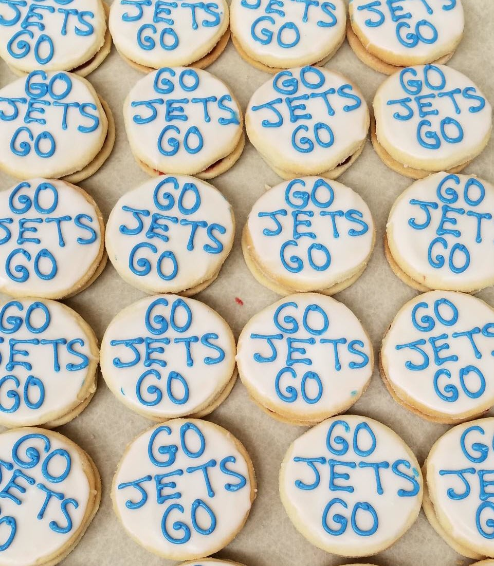 Fb cover jets cookies Jeannes