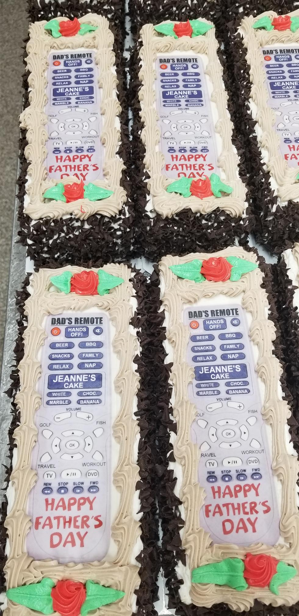 Fathers Day cakes | Jeannes Bakery