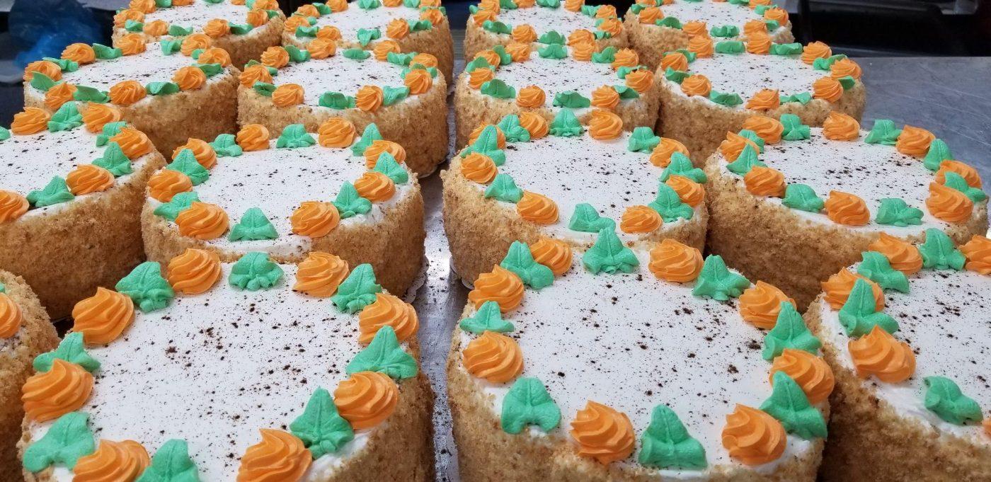 Pumpkin Spice Cake | Jeanne's Bakery