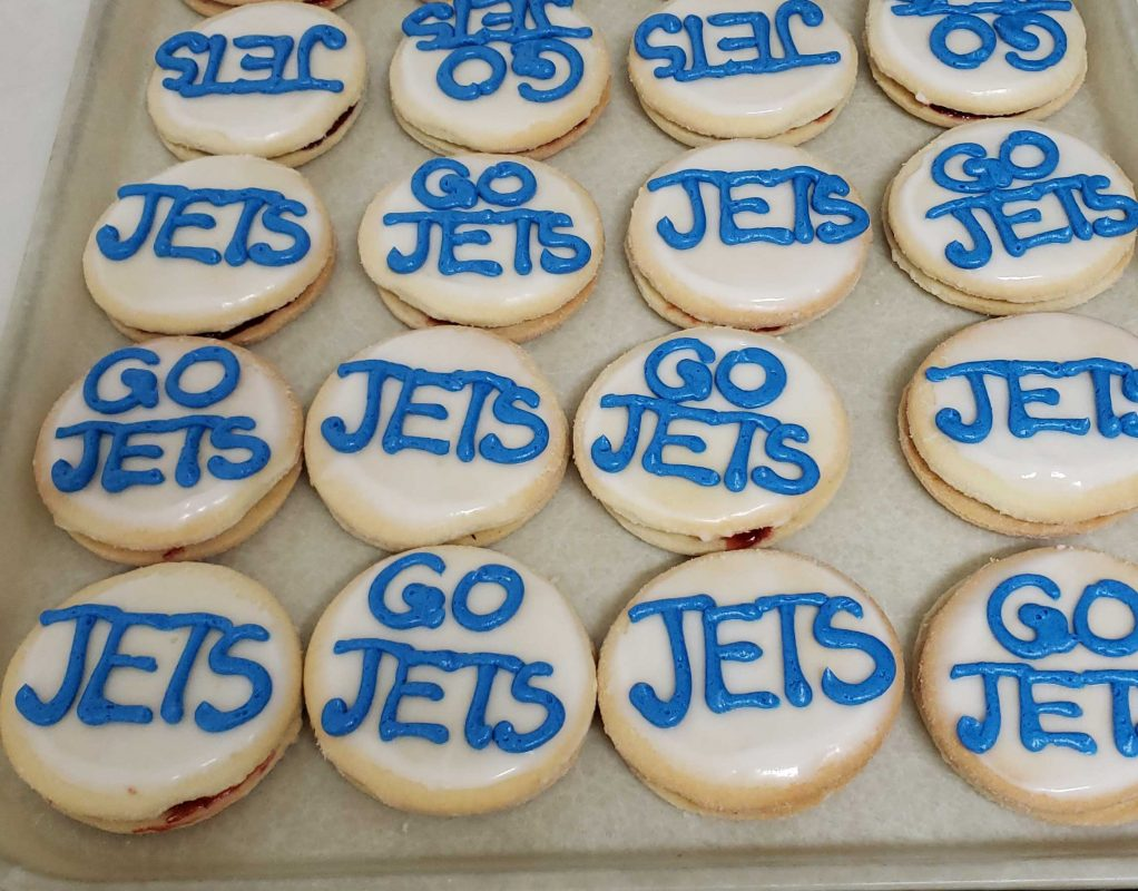 Winnipeg Jets cookies