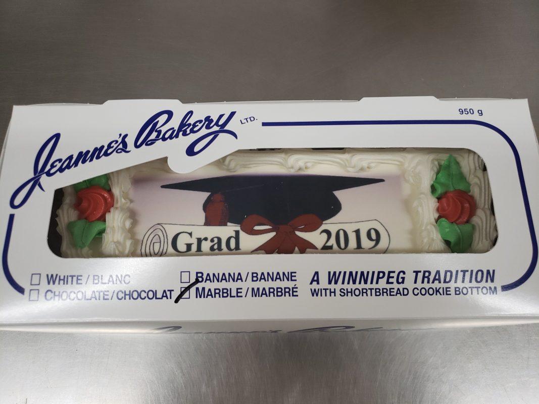 Graduation Cake | Jeanne's Bakery