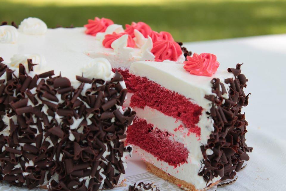Red Velvet Cake   Jeanne's Bakery