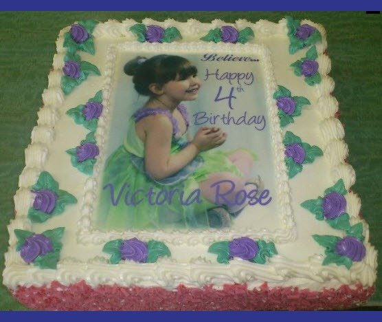 Jeanne's Bakery - photo cake